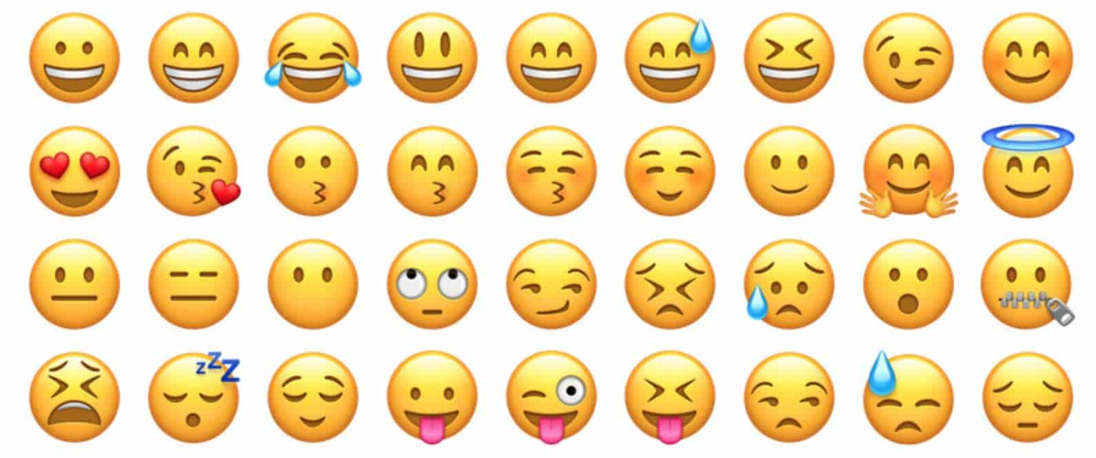 emojis en Adwords whatsapp emojis