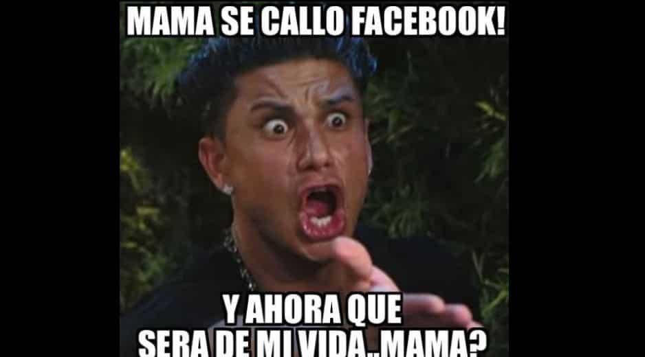 Facebook & Instagram se caen meme43