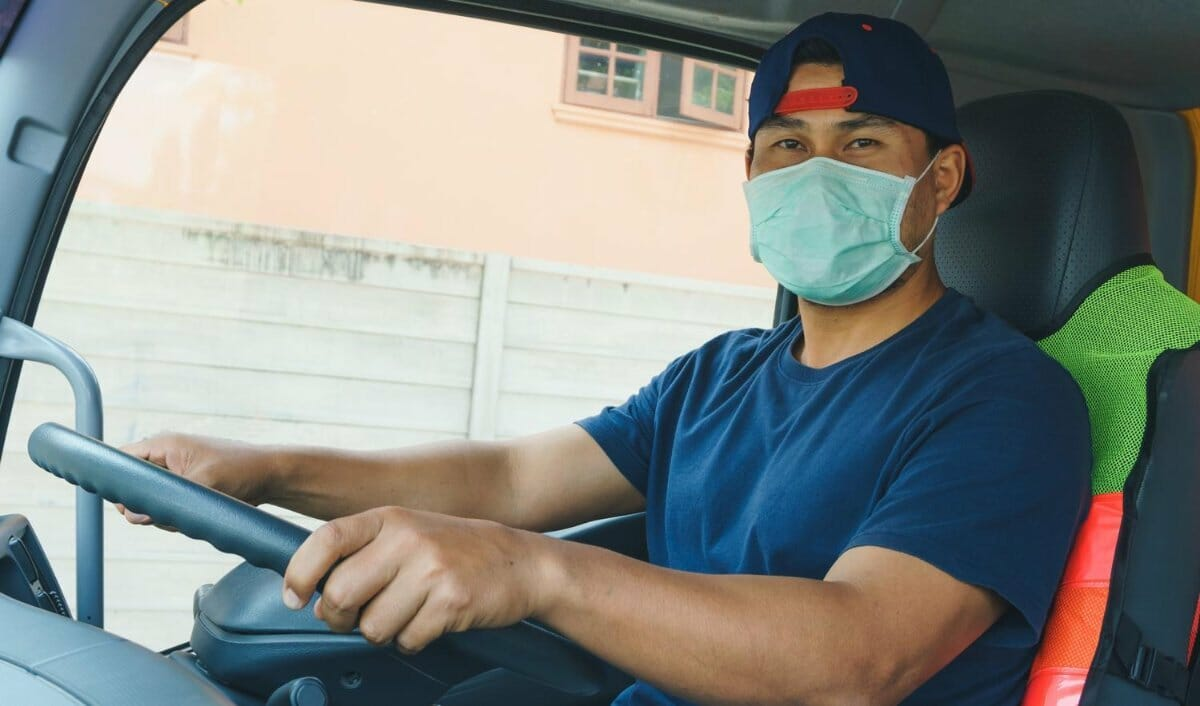 Cómo superar la pandemia de Covid-19 si pierde su trabajo repartidor covid