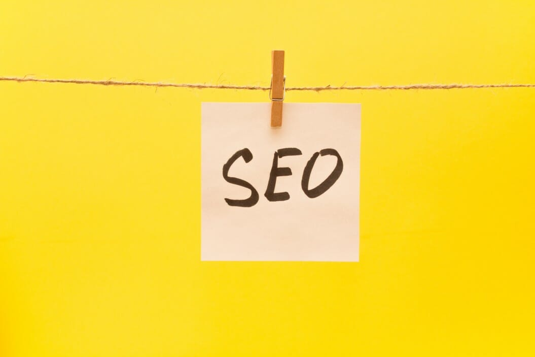 Los 5 errores principales de marketing Digital que debes evitar No utilizar SEO.