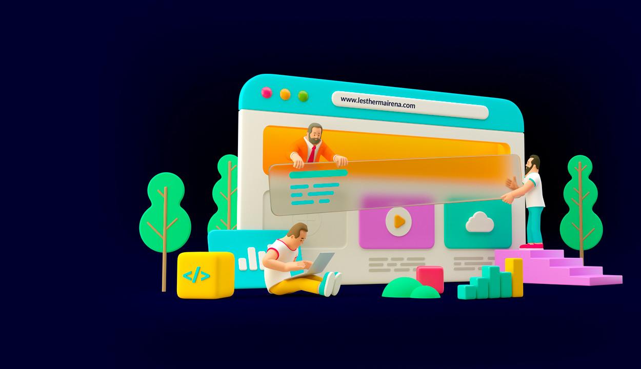 Diseño de Sitios Web Barcelona