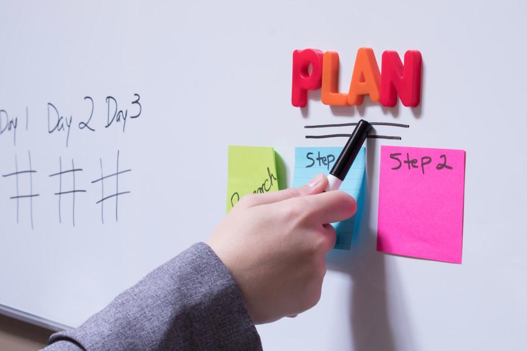 un plan de marketing digital